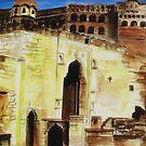 Mehrangarh Fort,Jodhpur(india) by ramya kapula