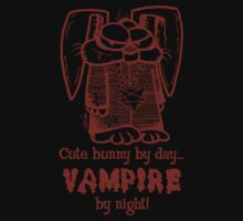 Vampire Bunny (blood) T-Shirt