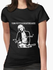 Damn The Torpedoes Womens Fitted T-Shirt