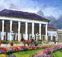 Germany Baden-Baden Casino by Yuriy Shevchuk
