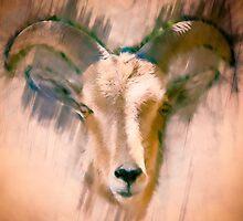 Goatart 2015 by elspiko