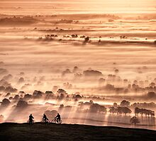 Malvern Hills Biking  by Jan  Sedlacek