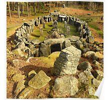 Druids Temple Poster