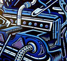 Monotone Blues... by Sam Dantone