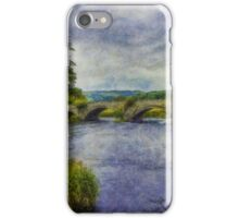 Summer River iPhone Case/Skin