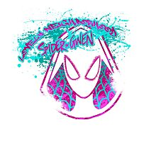 Lovely Neighborhood Spider-Gwen by Ryan Rydalch