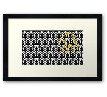 The Cycle of Boredom Framed Print