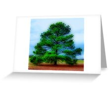 The Scripture Tree Greeting Card