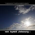 Summers Sky by Mark Hayward