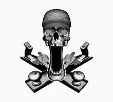 Woodworker Skull Unisex T-Shirt