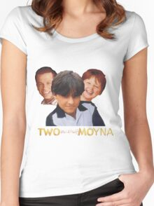 Two and a Half Moyna Women's Fitted Scoop T-Shirt