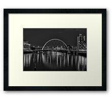 Clyde Arc Framed Print