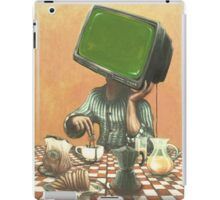 My Tv Heart  iPad Case/Skin
