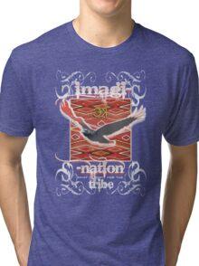 crow nation Tri-blend T-Shirt