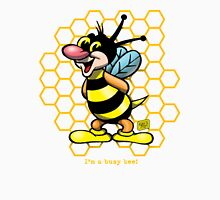 Busy Bee! Womens Fitted T-Shirt