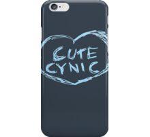 Cute Cynic iPhone Case/Skin