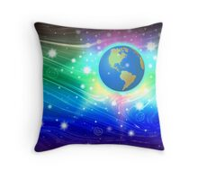 Immersed in Love Throw Pillow