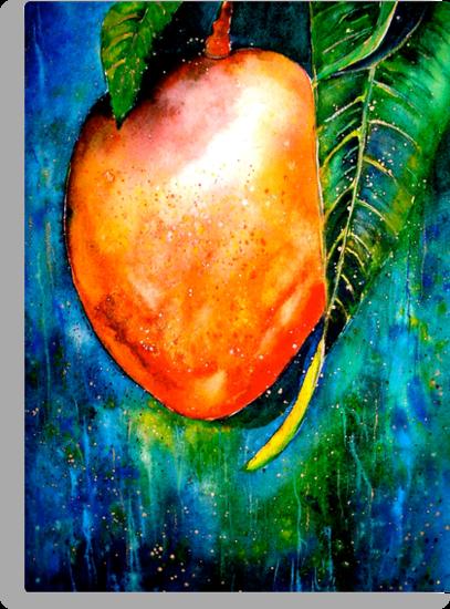 Tropics...The Mango Tree by ©Janis Zroback