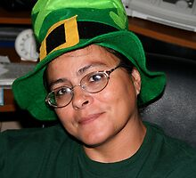 Happy St Patricks Day To Ya by Virginia N. Fred