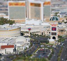 Toy Town Las Vegas by Danger80