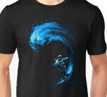 Space Surfing Unisex T-Shirt