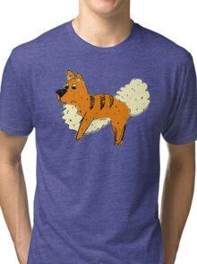 Growlithe Tri-blend T-Shirt