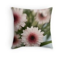 Lensbaby Flowers Throw Pillow