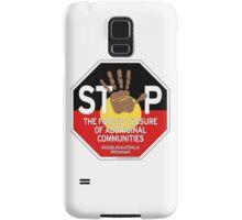 OFFICIAL MERCHANDISE - #SOSBLAKAUSTRALIA design 4 Samsung Galaxy Case/Skin