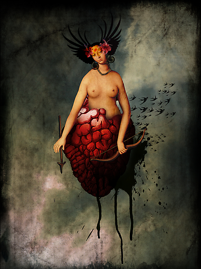 Longing for love by Catrin Welz-Stein