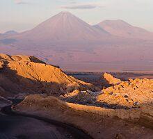 Valle de la Luna by Ivan Ilarionov
