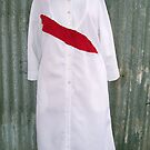 Slasher Nurse Dress by uglyshyla