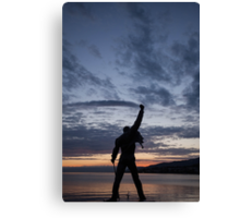 Who wants to live forever? Canvas Print