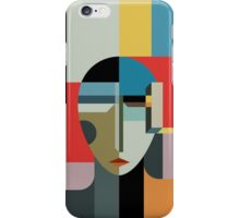 WOMAN OF WHEN iPhone Case/Skin