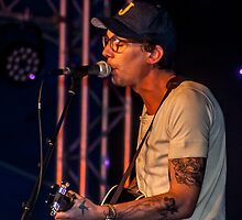 Justin Townes Earle. by Loachlover
