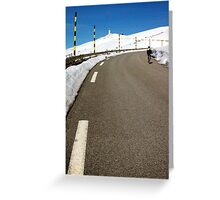 Mont Ventoux, France (3) Greeting Card