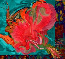 Floral Infusion by Cate Townsend