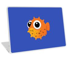 Fat Fish Solo Laptop Skin