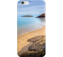 Abersoch Porth Bach ,or Sixpenny bay PBSB iPhone Case/Skin