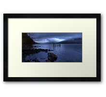 Loch Earn Framed Print