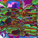 Blobby Blobs by Zack Chroman