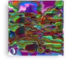 Blobby Blobs Canvas Print