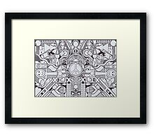Evergreen Framed Print