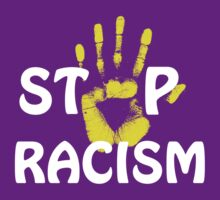 stop racism by hottehue