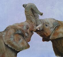 Trunk Call by Sharon Herbert