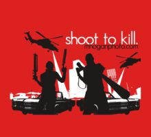Shoot To Kill by Matthew Hogan
