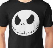 Nightmare Before Christmas Jack Unisex T-Shirt