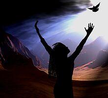 Awakened By HIS Light by Donna Osborn  Clark