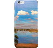 Cairn Curran Reservoir iPhone Case/Skin