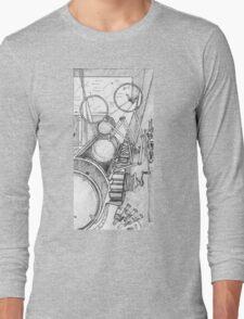 Telescope Long Sleeve T-Shirt