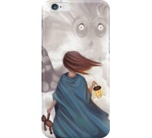 Facing Nightmares iPhone Case/Skin